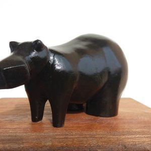 16 - HIPPO - 16,5x8 cm - Terre cuite